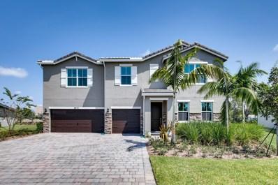 2471 SW Berry Park Circle, Palm City, FL 34990 - MLS#: RX-10541516