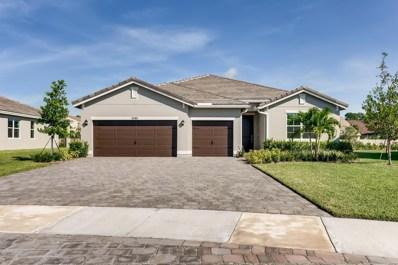 2481 SW Berry Park Circle, Palm City, FL 34990 - MLS#: RX-10541526