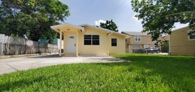 727 Tallapoosa Street, West Palm Beach, FL 33405 - MLS#: RX-10541606