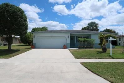 10870 Gantry Street, Boca Raton, FL 33428 - #: RX-10541613
