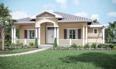 7660 Charleston Way, Port Saint Lucie, FL 34986 - MLS#: RX-10542189