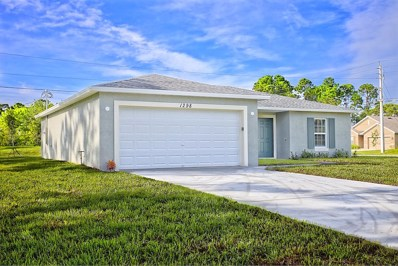 2062 SW Morelia Lane, Port Saint Lucie, FL 34953 - MLS#: RX-10542349