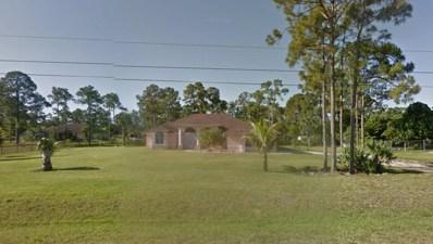 16894 Valencia Boulevard, The Acreage, FL 33470 - #: RX-10542480