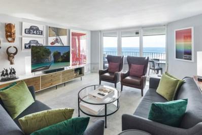 500 S Ocean Boulevard UNIT 1104, Boca Raton, FL 33432 - MLS#: RX-10542766
