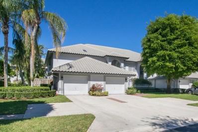 11723 Briarwood Circle UNIT 3, Boynton Beach, FL 33437 - MLS#: RX-10542887