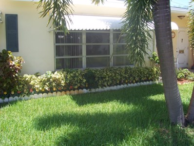 3330 Post Road UNIT C, Boynton Beach, FL 33435 - #: RX-10543510
