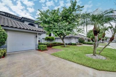 11594 Briarwood Circle UNIT 1, Boynton Beach, FL 33437 - MLS#: RX-10543960