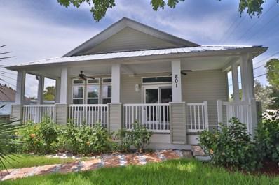 801 Ridgewood Drive, West Palm Beach, FL 33405 - MLS#: RX-10544150