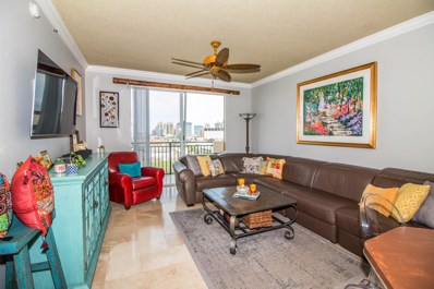 616 Clearwater Park Road UNIT 1107, West Palm Beach, FL 33401 - #: RX-10544308