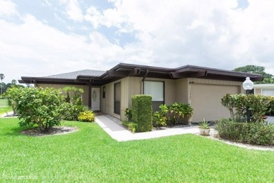 13864 Whispering Lakes Lane, Palm Beach Gardens, FL 33418 - MLS#: RX-10544764