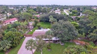 792 Palo Verde Court, Haverhill, FL 33415 - #: RX-10545316