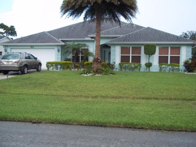 512 SE Majestic Terrace, Port Saint Lucie, FL 34983 - #: RX-10545332