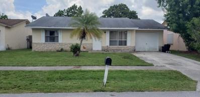 6152 Moonbeam Drive, Lake Worth, FL 33463 - MLS#: RX-10545405