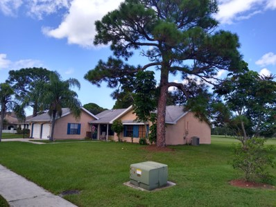 2513 SE Morningside Boulevard, Port Saint Lucie, FL 34953 - #: RX-10545576