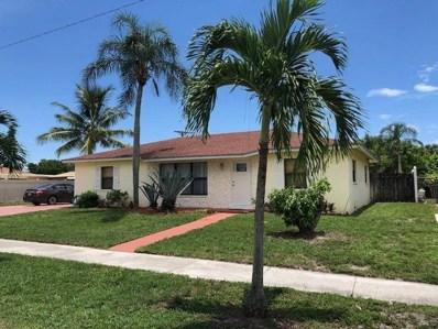 406 S 13th Place, Lantana, FL 33462 - MLS#: RX-10545733