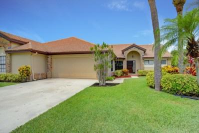 8195 Cassia Drive, Boynton Beach, FL 33472 - #: RX-10546086
