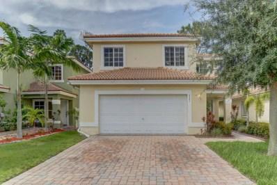 6384 Adriatic Way, West Palm Beach, FL 33413 - #: RX-10546497