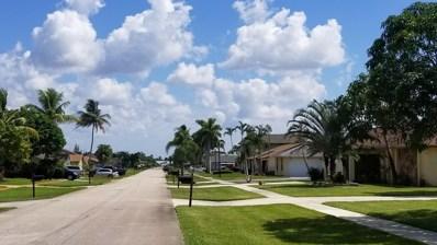 788 Ryanwood Drive, West Palm Beach, FL 33413 - #: RX-10546531