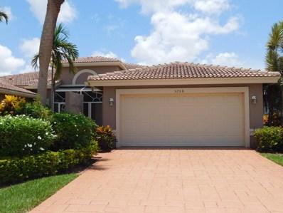 5708 Emerald Cay Terrace, Boynton Beach, FL 33437 - MLS#: RX-10546648