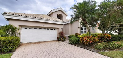 515 Eagleton Cove Trace, Palm Beach Gardens, FL 33418 - #: RX-10547553