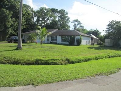 2497 SW Warwick Street, Port Saint Lucie, FL 34953 - #: RX-10548093