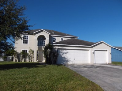 1652 SW Mcallister Lane, Port Saint Lucie, FL 34953 - MLS#: RX-10548214