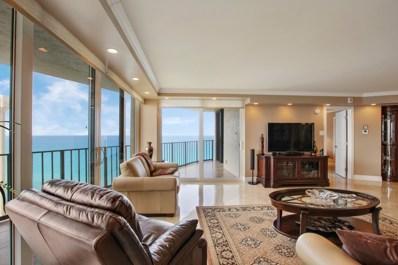 5420 N Ocean Drive UNIT 1703, Singer Island, FL 33404 - MLS#: RX-10548355