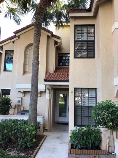 2299 Treasure Isle Drive UNIT A61, Palm Beach Gardens, FL 33410 - MLS#: RX-10548738