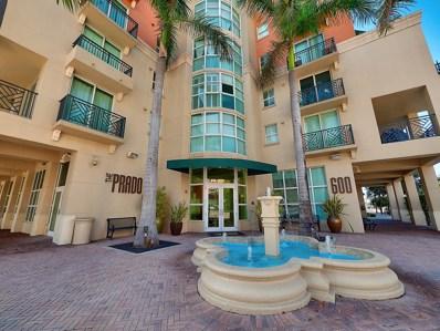 600 S Dixie Highway UNIT 705, West Palm Beach, FL 33401 - #: RX-10548806