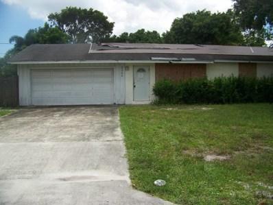 3344 Gondolier Way, Lake Worth, FL 33462 - #: RX-10549380