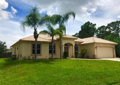1868 SW Altman Avenue, Port Saint Lucie, FL 34953 - MLS#: RX-10549664