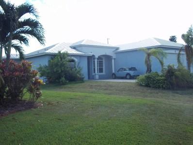 2643 SW Harem Circle, Port Saint Lucie, FL 34953 - #: RX-10549740