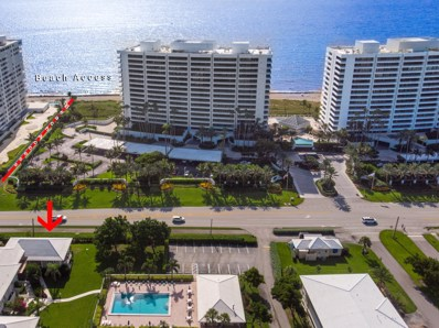 1299 S Ocean Boulevard UNIT K5, Boca Raton, FL 33432 - #: RX-10549980