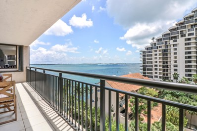 540 Brickell Key Drive Drive UNIT 923, Miami, FL 33131 - MLS#: RX-10550312