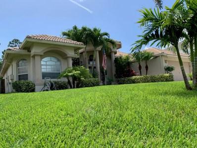 3479 SW Fashoda Street, Port Saint Lucie, FL 34953 - #: RX-10550556