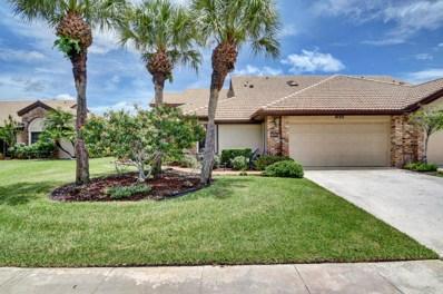 8192 Bellwort Place, Boynton Beach, FL 33472 - #: RX-10551444