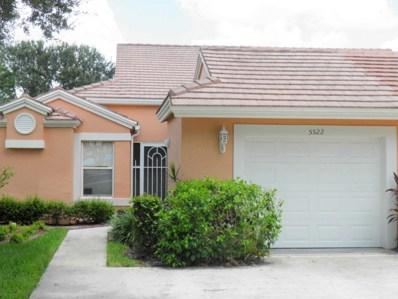 5522 Royal Lake Circle, Boynton Beach, FL 33437 - #: RX-10551889