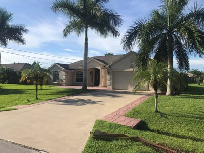 2792 SW Altamira Avenue, Port Saint Lucie, FL 34987 - MLS#: RX-10551939