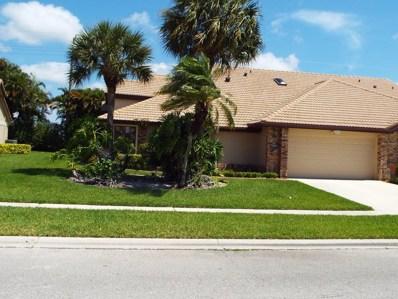 7243 Le Chalet Boulevard, Boynton Beach, FL 33472 - #: RX-10552397