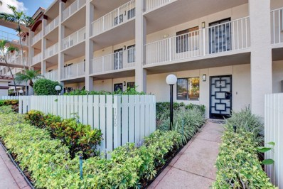 6269 Pointe Regal Circle UNIT 108, Delray Beach, FL 33484 - MLS#: RX-10552480