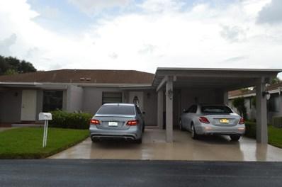 6708 Moonlit Drive, Delray Beach, FL 33446 - MLS#: RX-10552609