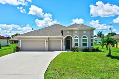 474 SW Dauphin Avenue, Port Saint Lucie, FL 34953 - MLS#: RX-10552672