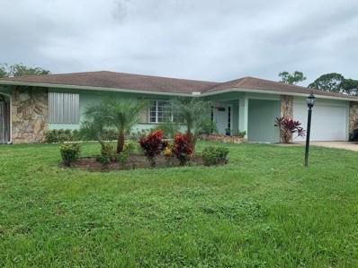 2482 SE Sidonia Street, Port Saint Lucie, FL 34952 - #: RX-10552928