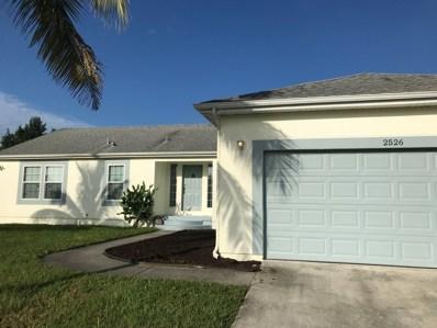 2526 SW Cooper Ln, Port Saint Lucie, FL 34984 - #: RX-10553265