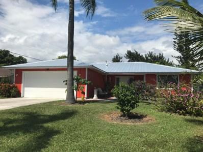 2699 SE Caladium Avenue, Port Saint Lucie, FL 34952 - MLS#: RX-10553309