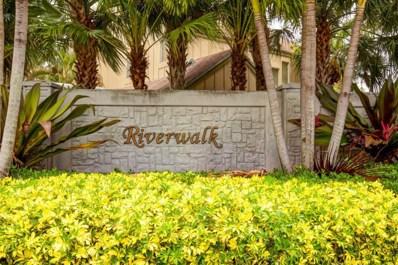 6375 Riverwalk Lane UNIT 5, Jupiter, FL 33458 - MLS#: RX-10554669