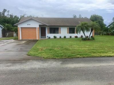 2779 Park Dr Drive, Lake Worth, FL 33462 - #: RX-10554939