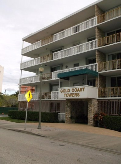 1 S Lakeside Drive UNIT A1, Lake Worth Beach, FL 33460 - MLS#: RX-10555096