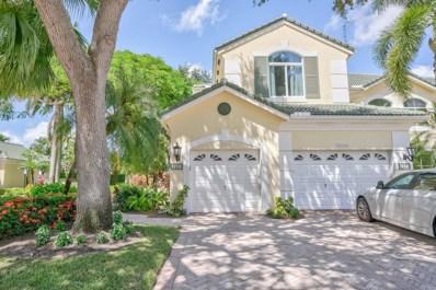 121 Palm Point Circle UNIT C, Palm Beach Gardens, FL 33418 - MLS#: RX-10557348