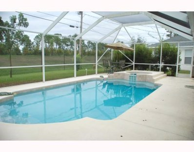 2011 SW Janette Av Avenue, Port Saint Lucie, FL 34953 - MLS#: RX-10558115